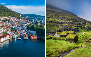 SUMMER: Cheap flights from Prague to Faroe Islands foronly €222! (+ free 1-day layover in Bergen, Norway)