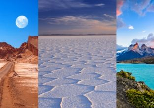 MEGA Trip to South America from London for £797! Visit 10 destinations in Brazil, Peru, Bolivia, Chile and Argentina!