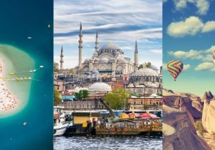 Discover Turkey! Turkish Riviera, Istanbul, Pamukkale and Cappadocia in one trip from Bucharest from €149!