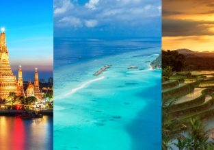 5* Qatar Airways: Cheap flights from Kyiv to Thailand, Maldives or Bali from only €386!