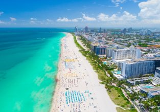 6-night B&B stay at well-rated hotel in Miami Beach & cheap flights from Milan for €388!