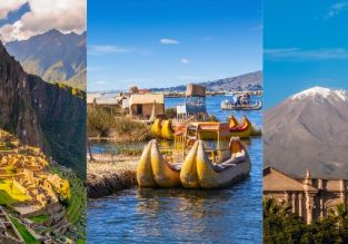 Spring in Peru! Lima, Cuzco (gateway to Machu Picchu), Lake Titicaca and Arequipa in one trip from Paris from €417!