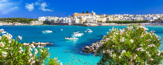 JULY!7 nights at well-rated apartment in Puglia, Southern Italy + cheap flights from London for just £154!