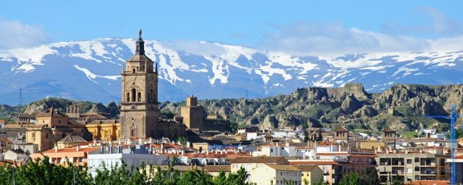 5-day break at well-rated hotel in Sierra Nevada, Andalusia + car hire & cheap flights from London for just £99!