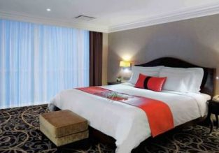 Easter! Superior Double room at 5* Eastin Grand Hotel, Ho Chi Minh for €48! (€24 / £21 per person)