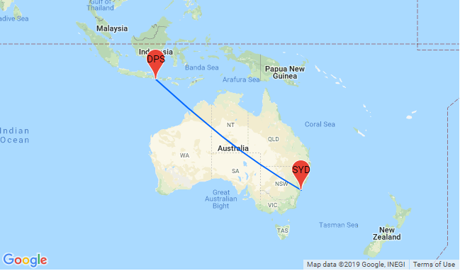 Non Stop Flights From Sydney To Bali For Only Au 299