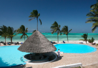 Easter & Summer! B&B stay in 5* Karafuu Beach Resort in Zanzibar from €92! (€46 / £40 per person)