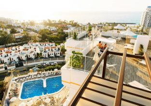 4* Coral Ocean View in Tenerife, Canary Islands for only €38! (€19/ £16 pp incl. breakfast)
