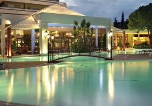 4* Dionysos Hotel in the Greek Island of Rhodes for only €33/night! (€16.5/ £14 pp)