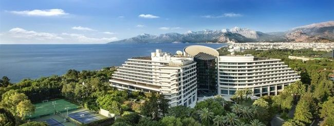 Stay at luxurious 5* Rixos Downtown Antalya for only €59 (€29.50 / £25)