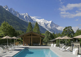 4* Best Western Plus Excelsior Chamonix, France for only €57! (€28/£24 pp)