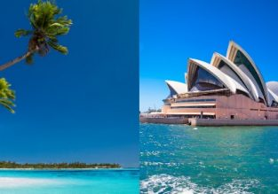 Exotic Fiji and Australia in one trip from Los Angeles from $655!