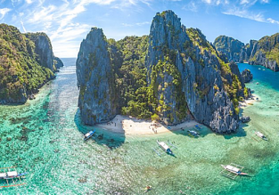 High season! Cheap flights from French cities to the Philippines from only €364!