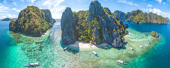 Cheap flights from Germany to the Philippines, Malaysia or Thailand from only €361!