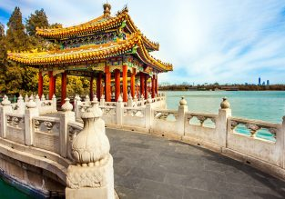 5* Hainan: Cheap non-stop flights from Brussels to Shanghai or Beijing from only €396!
