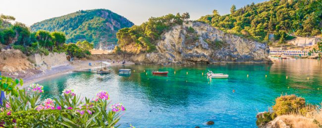 7-night stay in well-rated hotel in Corfu + cheap flights from Scotland for just £114!