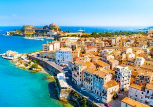 Late summer flights from Vienna to Corfu for only €59! (checked bag incl.)