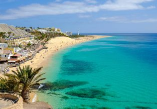 7-night stay in sea view apartment on Fuerteventura + cheap flights from Geneva for just €140!