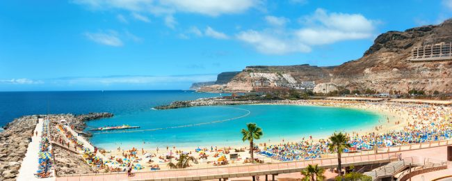 7-night stay at well-rated aparthotel in Gran Canaria + flights from UK for just £148!