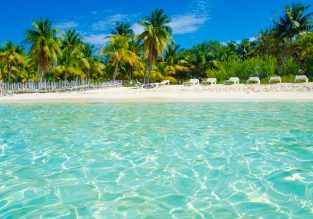 7 nights at beachfront 4* hotel in Isla Mujeres, Mexico & cheap flights from Chicago for $353!