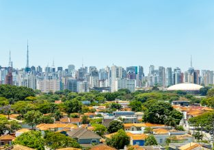 Cheap flights from Miami to Sao Paulo, Brazil from only $303!