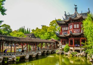 Cheap non-stop flights from Madrid to Shanghai for €424!