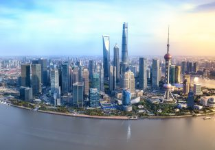 XMAS & Early Summer! Cheap non-stop flights from Paris to Shanghai for just €360!