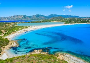Summer time in Sardinia! 7-night stay at well-rated aparthotel + cheap flights from Germany for just €144!