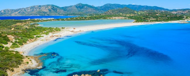 7-night Sardinia getaway incl. top-rated beachfront aparthotel & cheap flights from Manchester for just £123!