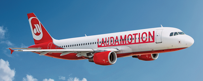 Laudamotion launches 21 new routes from/to Vienna!