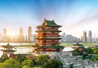 HOT! Cheap flights from Poland to Nanchang, China from only €246!