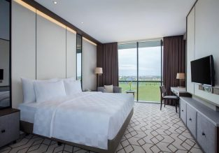 5* Wyndham Opi Hotel Palembang for only €31! (€15.5/ £13 pp)