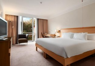 X-mas! 4* Hilton Leicester Hotel for only €52! (€26/ $29 per person)