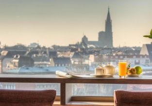 Peak summer! 4* Hilton Strasbourg for only €66! (€33 / $37 pp)