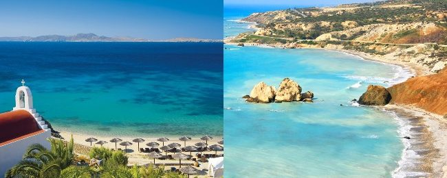 Mykonos and Cyprus in one trip from Vienna from only €29!