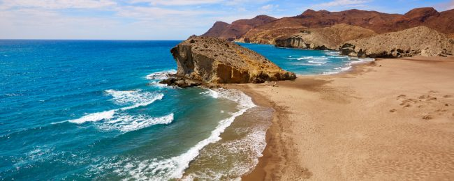 SUMMER! 7-night stay at very well-rated & beachfront resort in Almeria, Andalusia + flights from Manchester for £179!