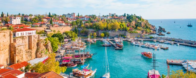 JULY! 7-night stay at well-rated hotel in Turkish Riviera + direct flights from London for only £159!