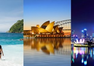 Southeast Asia + Eastern Australia trip from Athens for €561! Visit Bali, Cairns, Brisbane, Gold Coast, Sydney, Tasmania, Melbourne and Singapore!