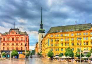 Early summer! Cheap flights between Berlin and Brno, Czech Republic for only €3 one-way or €7 return!