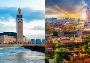 Morocco roadtrip! 10-night stay in Casablanca, Essaouira, Marrakech and Fez + flights from London and car rental for £154!