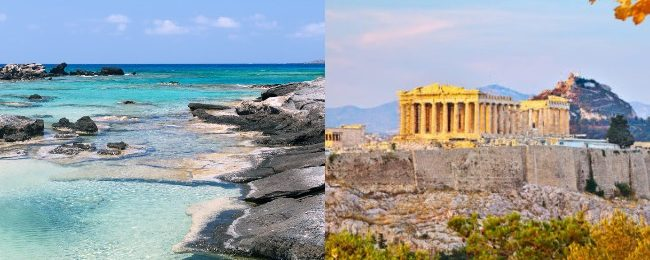 cdfcb0c7ef71 June   July! Crete and Athens in one trip from Sofia for €43!