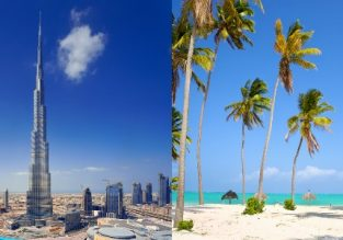 Dubai and Zanzibar in one trip from Sofia from only €326!