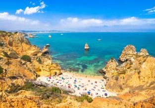 JULY! Cheap flights to Algarve from France for just €28!