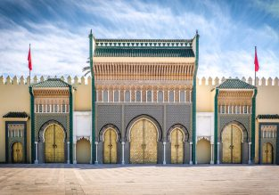 Cheap break in Morocco! 4-night B&B stay at very well-rated riad in Fez + cheap flights from Italy for just €70!