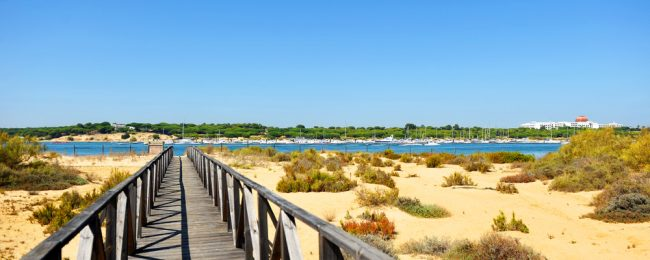 Summer vacation in Costa de la Luz, Andalusia! 9-night stay + cheap flights from Frankfurt for just €158!