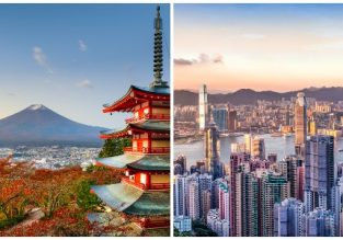 5* ANA: Japan and Hong Kong in one trip from San Francisco or Los Angeles from $546!