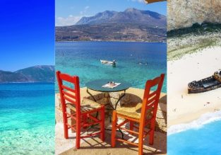 Kefalonia, Peloponnese, Zakynthos and Vienna in one trip from Milan for €56!