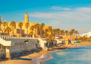 Summer! Cheap flights from Cologne to Tunisia from only €69!