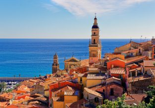 Cheap flights from Luxembourg to Nice, French Riviera and vice-versa from just €18!