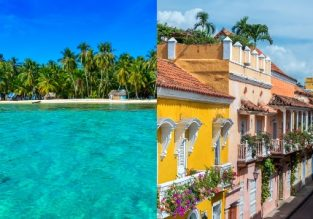 Colombia and Panama in one trip from Germany for €485! (Full-service flights)
